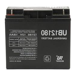 Universal Power Group 12 Volt 18 Amp Hour Upgrade Battery fo