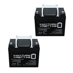 Mighty Max Battery 12V 35AH INT Battery Replaces Interstate