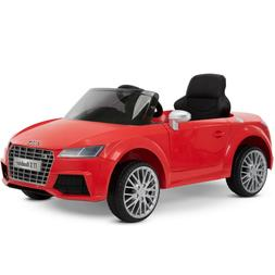 12V Audi Electric Battery-Powered Ride-On Car for Kids in Mu