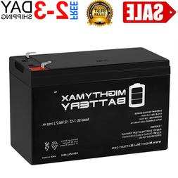 12V Battery for Kids Ride On Car 12 Volt Battery for Power W