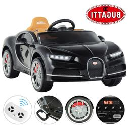 12V Licensed Bugatti Chiron Kids Ride On Car Battery Operate