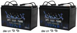 New Kinetik HC2400-BLU Car Power Cell/Batteries High Curren