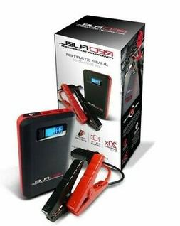 Schumacher Electric 2 Packs RED Fuel Jump Starter