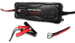 24V Smart Battery Charger Auto Car Truck 3 Amp multiple stag