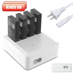 4in1 Multi Battery Charger Hub RC Intelligent Quick Charging