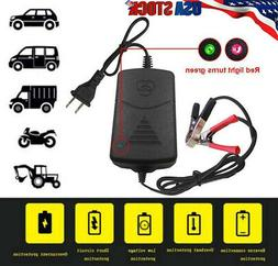Car Battery Charger Maintainer Auto 12V Trickle RV for Truck