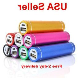 5800mah portable external fast usb power bank