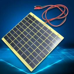 5watt 12v solar cell panel for car