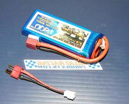 7.4v 2S Mini Car 1800mAh 65C-130C LiPo Battery Awesome in Dr