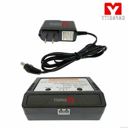 7.4V Battery Charger for 2S Lipo Battery Deans RC Airplane C