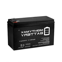 Mighty Max Battery 12V 8AH SLA Replacement Battery for Inter
