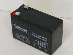 POWERSTAR 9AH SLA Battery Replaces Razor Ground Force Drifte