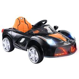 Costzon Kids Ride On Car, 12V Battery Powered Vehicle, Paren