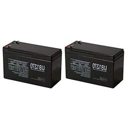 BATTERY REPL.. RAZOR GROUND FORCE ELECTRIC GO KART - 2 Pack