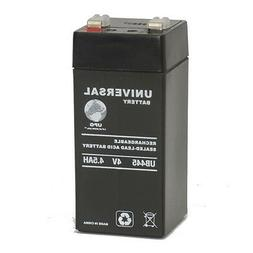 Universal Power Group BATTERY REPL TOYO 2FM4.5, 4V,4.5AH,REC