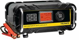 STANLEY BC25BS 25 Bench Battery Charger with 75 Amp Engine S
