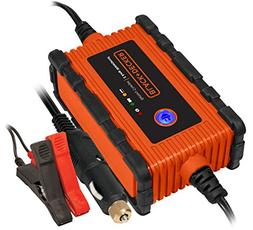BLACK DECKER BC2WBD Waterproof Battery Charger/Maintainer
