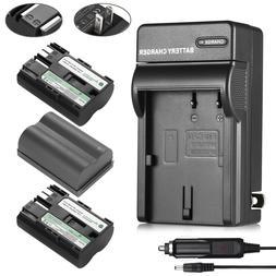 BP-511 BP-511A Battery and Charger For Canon EOS 5D 10D 20D