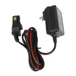 12-Volt Charger for Power Wheels Gray Battery and Orange Top