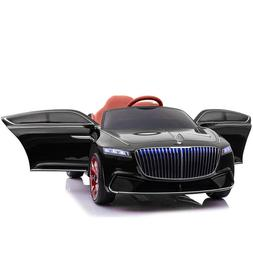 Children off-road electric car Dual-drive four-wheeled kids
