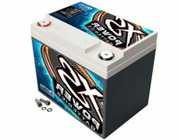 XS Power D975 12 Volt AGM 2100 Amp Sealed Car Audio Battery/