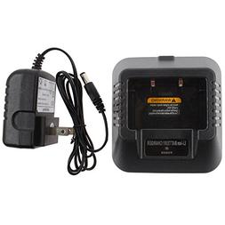 Tenq Desktop Charger  Fit for Baofeng Uv-5r 5ra 5rb 5rc 5rd