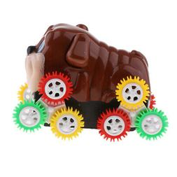 Electric Animals Toys Battery Operated Dog Toy Car Wheels Ro