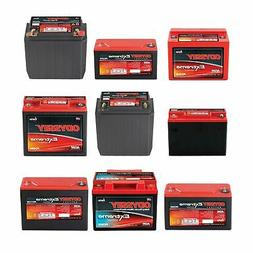 Odyssey Extreme Racing 25 / PC680 Battery - Race/Oval/Rally/