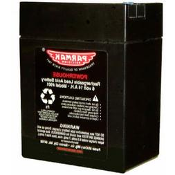 Fencer Battery 6v