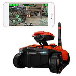 FPV WiFi RC Car, Talent Star Phone App Remote Control Off-Ro