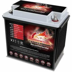 Full Throttle FT200 AGM Power Cell Car Audio Battery Full Ri