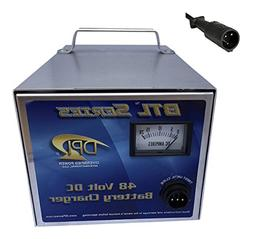 48volt 15amp Golf Cart Power Supply charger with Club car 3-