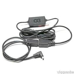 Hardwire car charger USB power cable cord for GARMIN nuvi 30