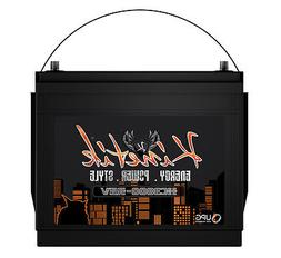 Kinetik HC3800 Power Cell Car Audio Battery System, High Cur