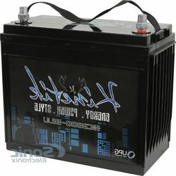 Kinetik HC3800 Vehicle Battery - Sealed Lead Acid - 12 V DC