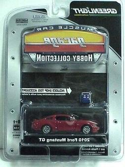 Greenlight Hobby Collection # 5 a 2010 Mustang GT red color