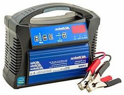 ACDelco I-7002 15 Amp Battery Charger with Clamps