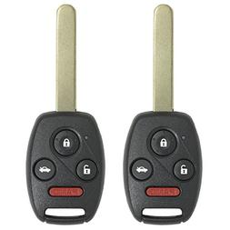 Keyless2Go Keyless Entry Car Key Replacement for Vehicles Th