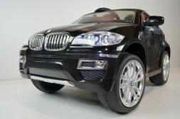 kids ride on bmw x6 series sports