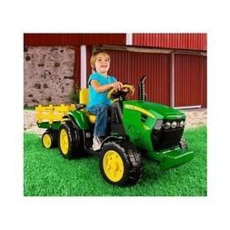 Kids Ride-On Tractor John Deere 12V Battery Powered Electric