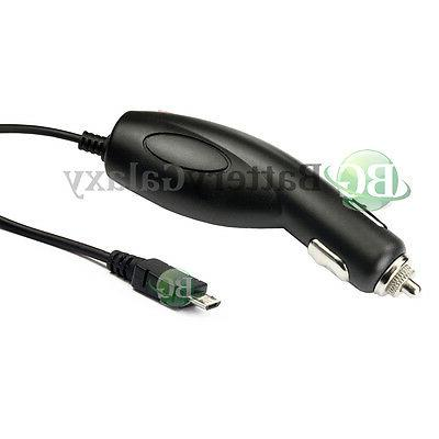 NEW! Micro Battery Car Charger