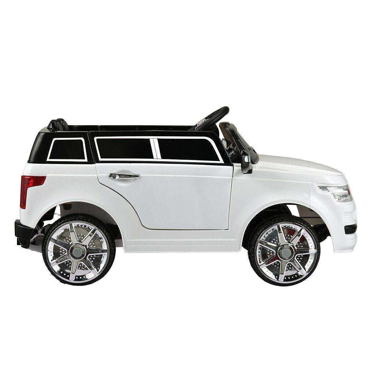 12V Kids Ride On Truck W/ MP3 Battery Power Remote Control