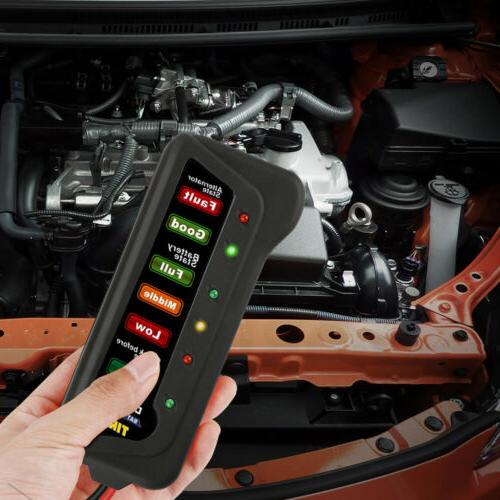 12V Load Tester Diagnostic Auto