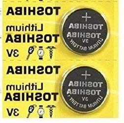 2 Pack Replace Dodge Journey Key Fob Battery 2011 2012 2013