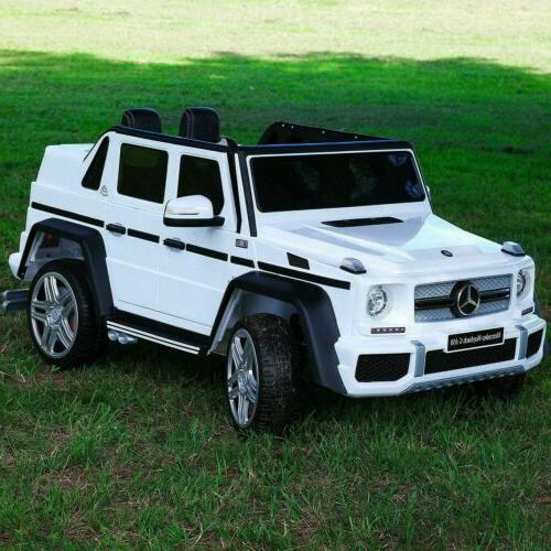 2021 mercedes g650 ride on kids car