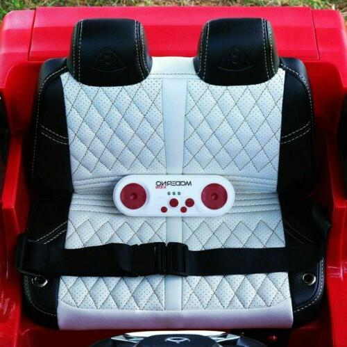 Kids Car - Large 12V Seat