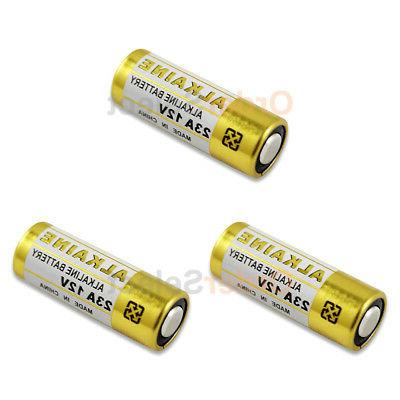 3 pack battery a23 23a 21 23
