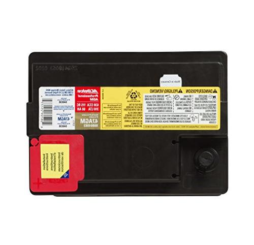 ACDelco Automotive Group Battery