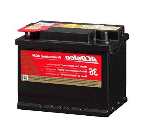 ACDelco 47AGM Automotive BCI Battery
