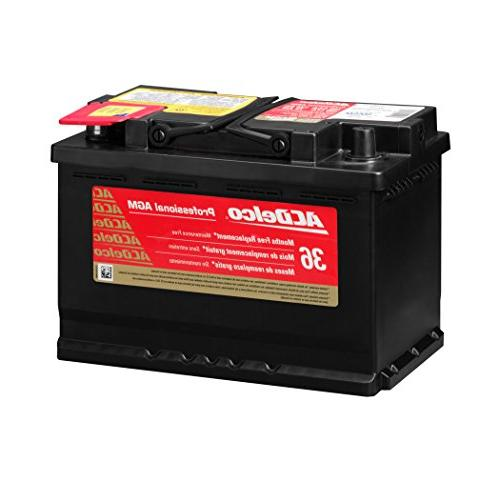 ACDelco Automotive Battery